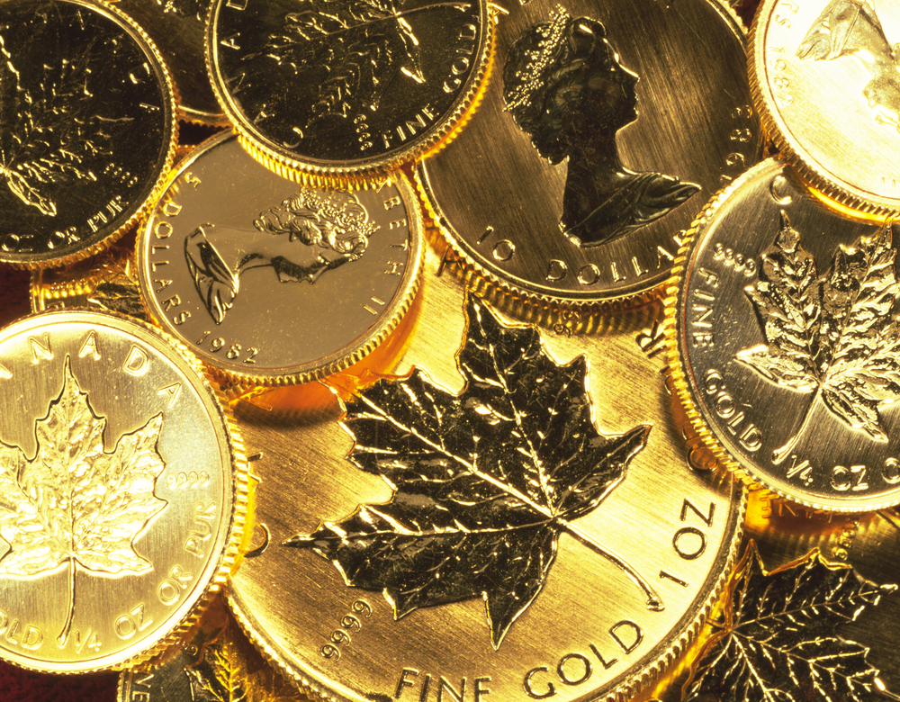 Buying Gold Maple Leaf Coins at Wholesale Rates