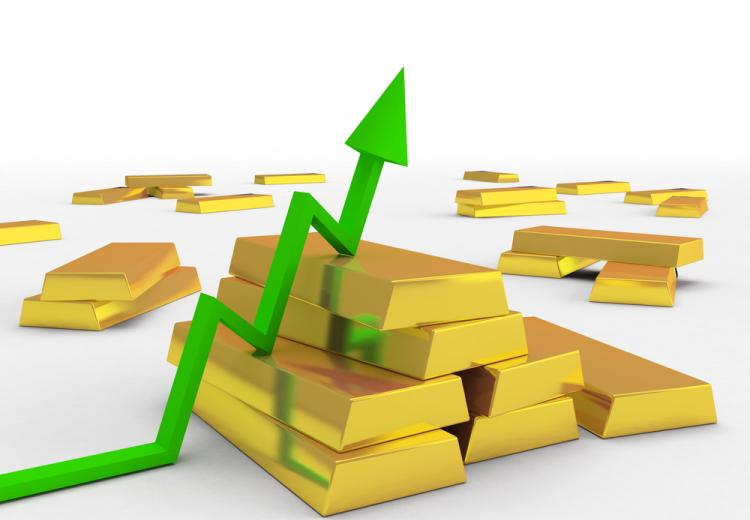 Gold Spot Price in Canadian Dollars (CAD)