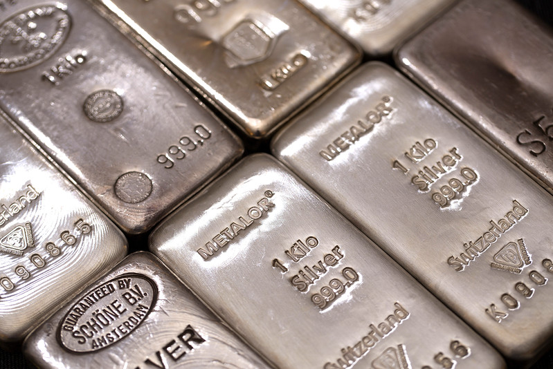 Buying Wholesale Silver Bullion in Vancouver